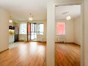 Аренда стильной светлой 3-комнатной квартиры с балконом Аптекарский пр. 18 СПБ
