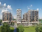 "1-4 room apartments for sale ""Legenda na Dalnevoctochnom 12"" St-Petersburg"