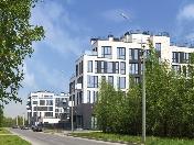 "Buy 1-3 room apartments business class house ""Dom na Nizhne-Kamenskaya str"" St-Petersburg"