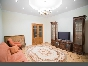 Classical design 3-room apartment to let at 112, Toreza Prospect Saint-Petersburg
