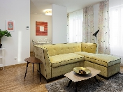 Stylish 3-room apartment for rent modern residential complex Vasilevsky island St-Petersburg