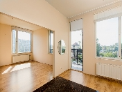 Stylish 4-room apartment to let in a modern complex at 12, Barochnaya Str. Saint-Petersburg