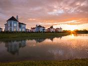 "Buy cottages in the business-class village ""Mariinskaya usadba"" Pushkin, Lenningrad region"