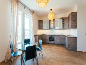 Stylish 3-room apartment with a terrace rental at 108, Obvodny Ch. Embankment St-Petersburg