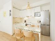 Аренда стильной 3-комнатной квартиры современный дом Аптекарский пр. 18 СПБ