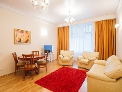 Аренда современной 4-комнатной квартиры на Пушкарском пер. 9 Санкт-Петербург