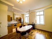 "Modern 4-room apartment for lease new complex ""Morskoy Prospect 33"" Saint-Petersburg"
