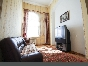 Bright 3-room apartment for lease at 3, Bolshaya Konnushennaya Street Saint-Petersburg