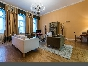 Great view author's design 3-room apartment for rent at 20, Angliyskaya Emb. Saint-Petersburg