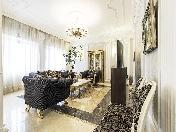 Аренда классической 4-комнатной квартиры в элитном доме Крестовский о. С-Петербург