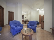 Classical 3-room apartment for rent at 61, Chaykovskogo Street Saint-Petersburg