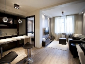 Louer appartement de 2 pièces de luxe complexe moderne 5, rue Divenskaya St-Pétersbourg