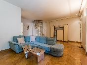 Spacious 5-room apartment for lease at 5, Italianskaya Street Saint-Petersburg
