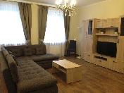 """Spacious 3-room apartment to let elite RC """"Sobranie"""" 12, B. Posadskaya Str. St-Petersburg"""