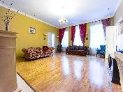 Аренда классической 4-комнатной квартиры на ул. Чайковского д. 42 Санкт-Петербург