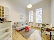Аренда современной 3-комнатной квартиры на ул. Рылеева д. 8 Санкт-Петербург