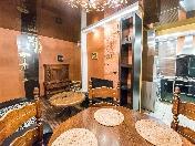 Аренда видовой дизайнерской 3-комнатной квартиры Васильевский остров С-Петербург