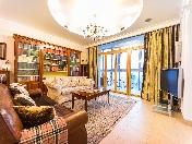 Аренда дизайнерской 4-комнатной квартиры в элитном доме Варшавская ул. 61 СПБ