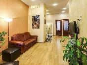 Louer appartement classique de 4-pièces à 30, 7ème rue Sovetskaya St-Pétersbourg