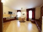 Rent water view 3-room apartment in the modern building Vasilevsky island St-Petersburg
