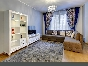 Elite 3-room apartment to let in the new residential complex Saint-Petersburg center