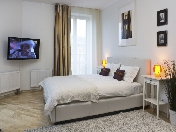 Elite 1-room apartment to let in the brand new club house Saint-Petersburg downtown