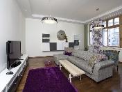 Аренда стильной 4-комнатной квартиры Крестовский остров Санкт-Петербург