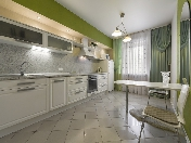 Stylish 1-room apartment rental in Vyborgsky district Saint-Petersburg