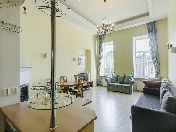 Modern 3-room apartment to let at 40, Moiki river emb. Saint-Petersburg