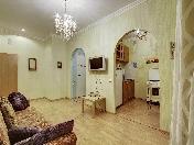 Rent modern 3-room apartment at 9, Tavrycheskaya Street Saint-Petersburg