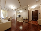 Author's design 3-room apartment rental at 79, Nevsky Prospect Saint-Petersburg