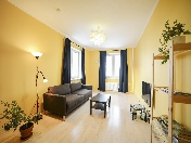 "Rent modern 2-room apartment in the new complex ""Evropa City"" Saint-Petersburg"