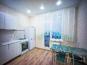 "Stylish 1-room apartment for lease in the RC ""Tsarskaya Stolitsa"" Saint-Petersburg"