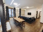 "Author's 3-room apartment for rent elite residential complex ""Smolny Park"" Saint-Petersburg"