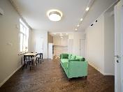 Аренда элитной 3-комнатной квартиры на ул. Пионерской, д. 50 Санкт-Петербург
