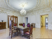 Rent water view spacious 6-room apartment at 30, Voskresenskaya emb., Saint-Petersburg