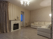 Rent author's design 3-room apartment at 37, Morskaya emb. Saint-Petersburg