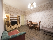 Rent spacious 3-room apartment at 15, Zagorodny prospect Saint-Petersburg
