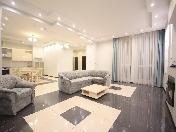 Rent stylish 3-room apartment at 15, Morskoy pr-t Krestovsky i-d St-Petersburg