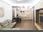 Stylish 2-room apartment to let in a modern residential complex 12, Barochnaya Str. St-Petersburg
