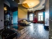 Аренда видовой дизайнерской 2-комнатной квартиры наб. реки Мойки д. 84 С-Петербург