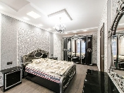 Rent author's design 3-room apartment in a new house at 41, Marshala Zhukova pr. St-Petersburg