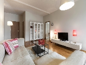 Rent stylish 3-room apartment in an elite house at 5, Graftio Street Saint-Petersburg