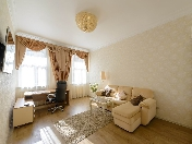 Classical style 2-room apartment rental at 14, Griboedova Channel Embankment St-Petersburg