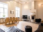 Аренда видовой авторской 5-комнатной квартиры элитный дом Грибоедова наб. 89 СПБ