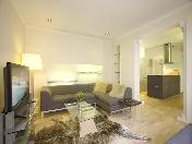 Louer appartement de 2-pièces de luxe maison de prestige 13, Konnogvardeisky blvd SPB
