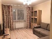 Modern style 3-room apartment to let at 20, Alexandra Matrosova Street St-Petersburg