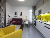 Stylish 2-room apartment for rent at Vasilievsky Island Saint-Petersburg