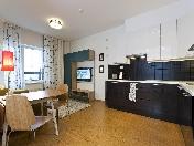 Аренда стильной 2-комнатной квартиры в новом доме Фермское шоссе д. 12 СПБ
