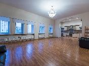 Аренда светлой стильной 4-комнатной квартиры ул. Рубинштейна д. 36 Санкт-Петербург